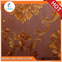 Classic Beautiful Cheap Pvc Free Washable Wallpaper For Decoration