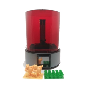 SLA DLP LCD Resin 3D Printer for Dental Jewelry Education Engineering etc.
