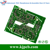 1layer/2 layers/4 layers/ 6 layers PCB prototype manufacturer and assembler