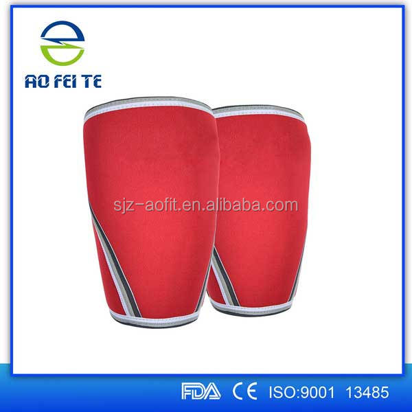 Knee Sleeves (5mm / 7mm) Pair. Including FREE Carry Case and FREE Delivery