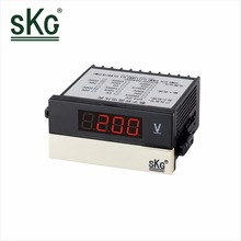 DP3-V Universal LED Display Digital AC DC voltage ampere line speeds panel meter Frequency RPM Tachometer