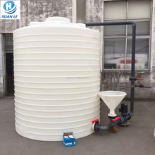 Durable LLDPE customized chemical storage tanks by PE raw material