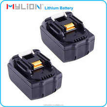 18V 3ah replace lithium battery power tool battery for Makita BL1830