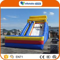 New design inflatable skate boy slides lower price inflatable water slides for sale