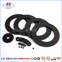 High quality heat resistant rubber flat washer,rubber washer