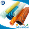 EASTOP customed inch heavy duty discharge water vacuum pipe spiral helix reinforced flexible suction hose pipe