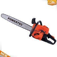 POWERTEC 2.6kw 58cc gasoline Chainsaws