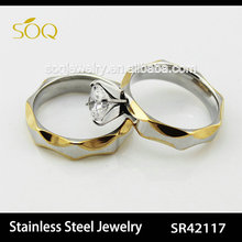 fashionable jewelry couple ring friendship engagement ring