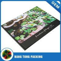 2016 Guangzhou manufacture customize printing hardcover photo books