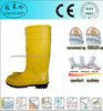 high quality good rubber boots /rubber pvc boots /safety rubber pvc boots