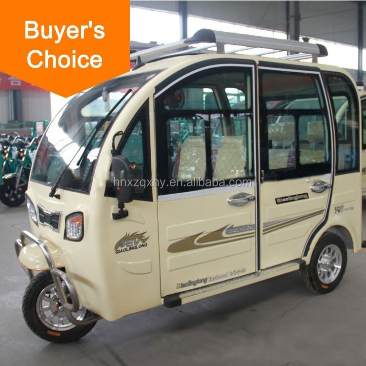 Electric Tricycle For handicapped Safely Driving Cheap Electric Car