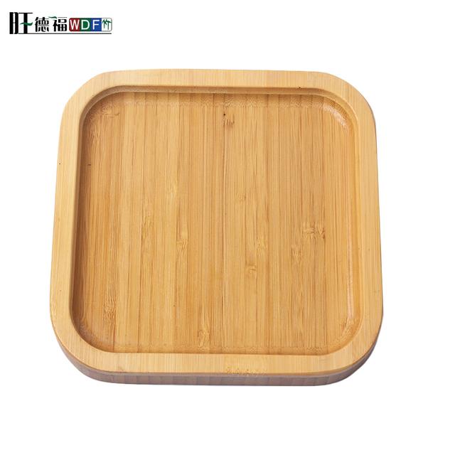 extra larga cheap rectangle wooden bamboo food tray