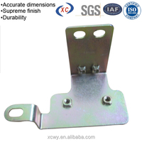 Stainless steel clips connecting brackets mending plate for wood
