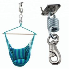 Stainless Hammock Chair Ceiling Wall Mount Ultimate Hanging Kit