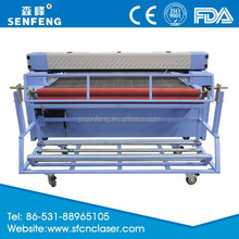 SF1626SC hot sale China supplier fabric scanner for laser cutter with CE