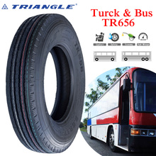 High Performance Triangle Brand Bus Tire TBR tire