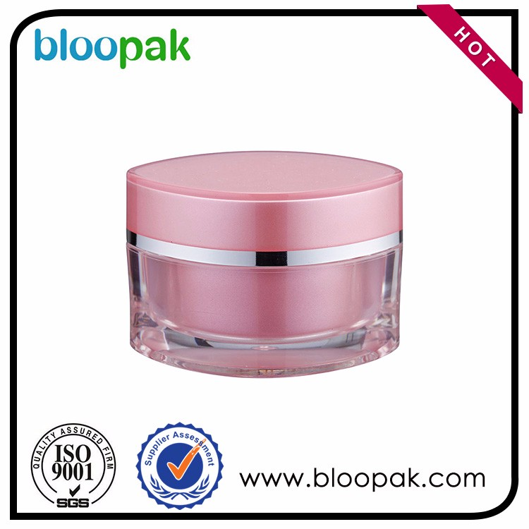 Empty Make Up Cream Jars Cosmetic Natural Packaging