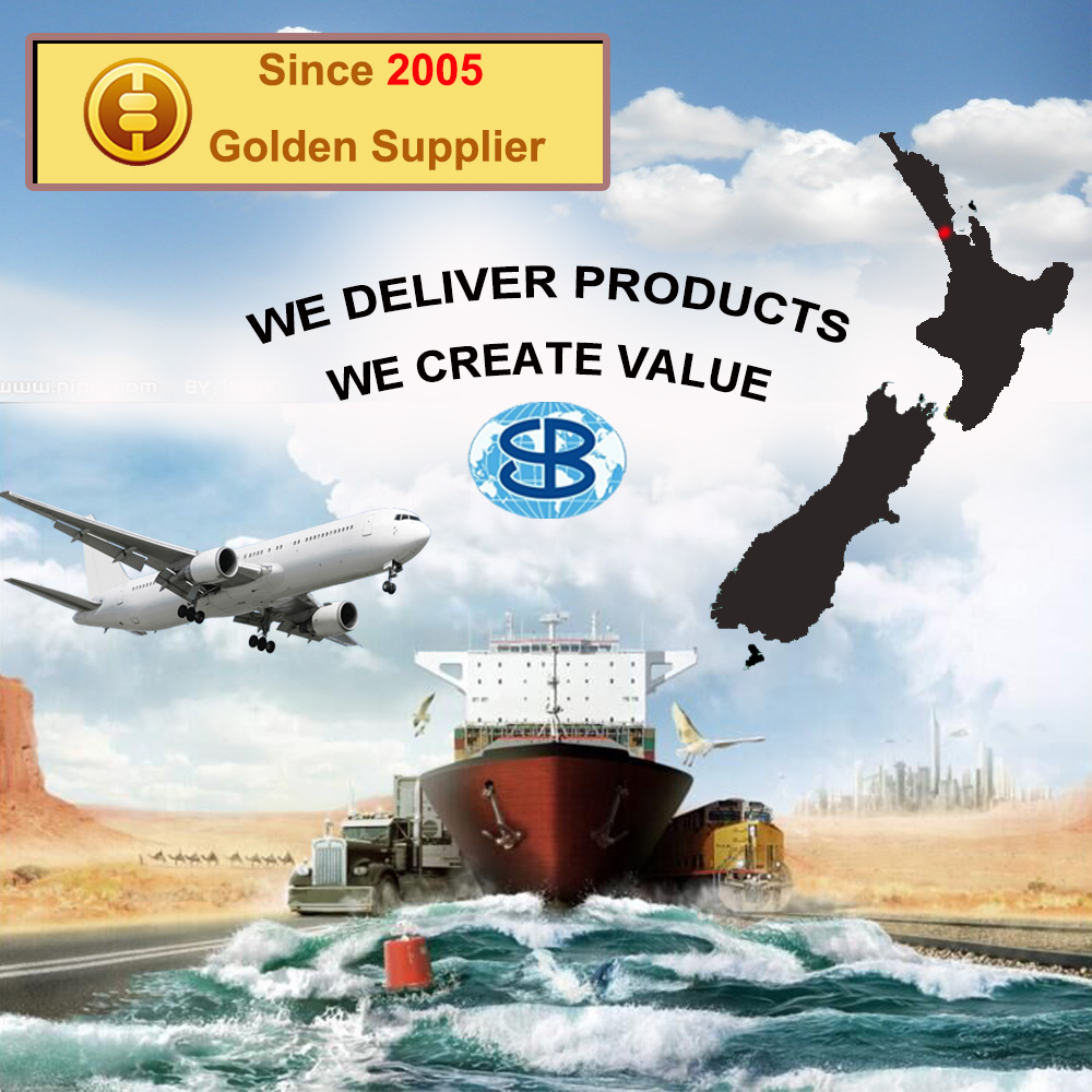 Reliable Forwarding Agent to Auckland New Zealand from China Shenzhen Ningbo Xiamen Tianjin