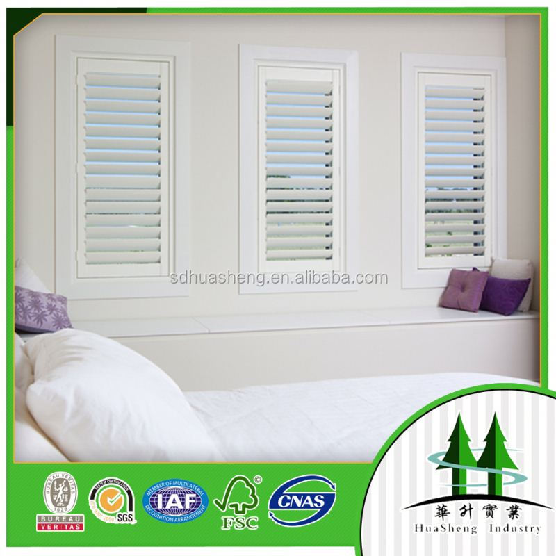 wood plantation shutters louvre window wood shutters