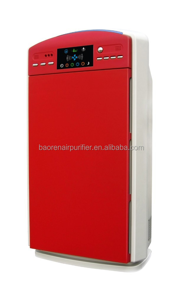 air purifier ionizer dust collector