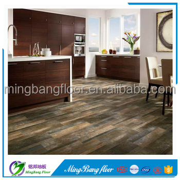 Cheapest indoor plank vinyl plastic pvc flooring wood look
