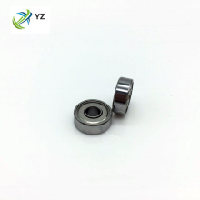 Hot selling products small miniature bearing 681 skateboard 608 hybrid ceramic colorful deep groove ball bearings