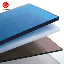 wholesales polycarbonate architectural roofing sheet
