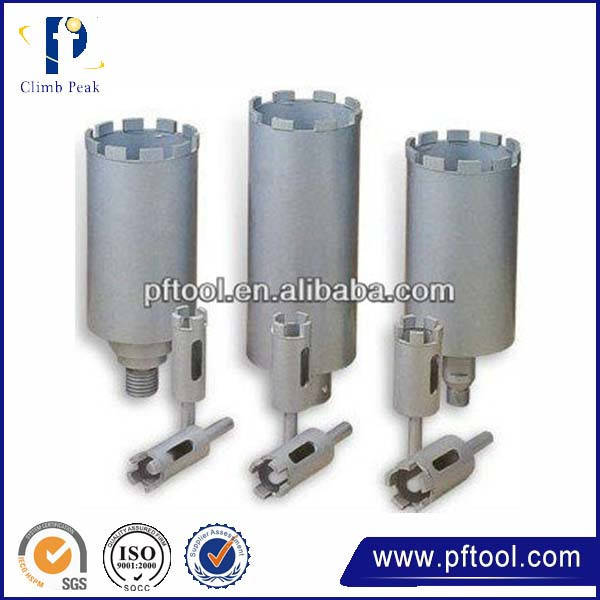 wholesale products OEM sintered drill bits/diamond core drill