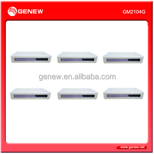 Genew GM2104G GM Series terminal FTTB/FTTH/FTTO access ONU Fiber Optic Equipment