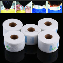 OEM Shaving Factory Disposable and Elastic Hygienic Barber Neck Strip/ Paper/ Tissue/ Collar/ Tape/ Ruffle by Shaving Factory