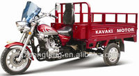 150CC&200cc Red MTR CargoTricycle KV150ZH-E4 Factory direct sales Three wheel motorcyle