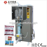 Automatic juice/Milk/Oil/Liquid/Mineral Water Pouch Packing Machine price