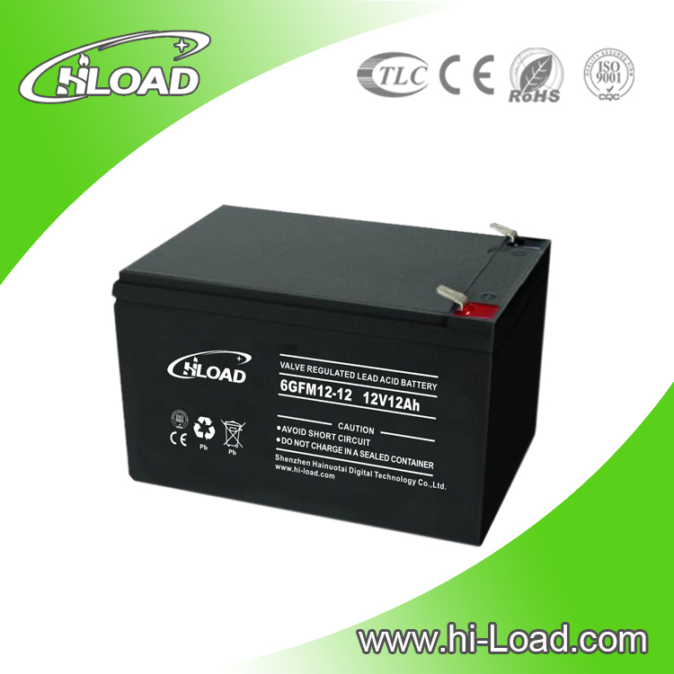 12v 12ah 18ah 24ah lead acid battery / storage MF battery