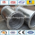 threaded connections high pressure stainless steel flexible hose