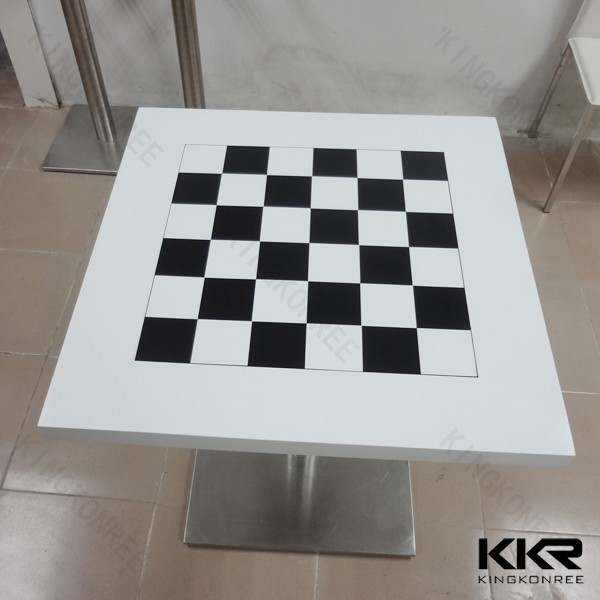 Small Artificial Stone Table Top Chess Tables   Buy Chess Tables,Artificial  Stone Table Top,Small Chess Tables Product On Alibaba.com