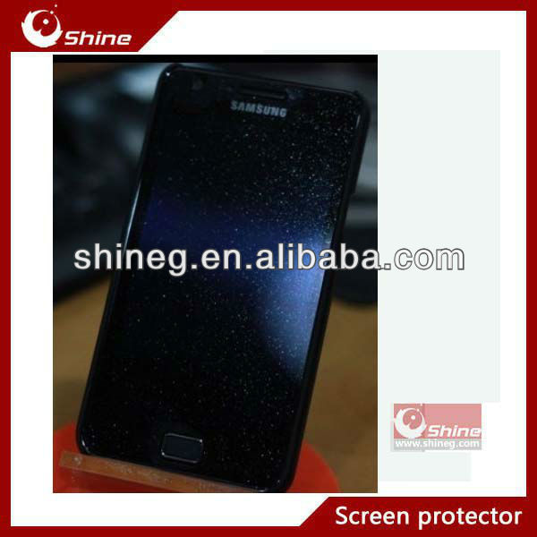 Diamond Screen Protector For Samsung Galaxy S2 With Manufacturer Price