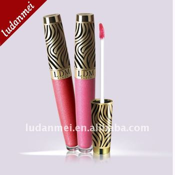 Zebra Strip High Pigment Lip Gloss