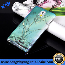 High-quality PC with IMD Protective Hard Cover Case for Samsung galaxy note3.