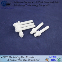 High tension pipe fitting ptfe machined part