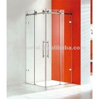 stainless steel bath room