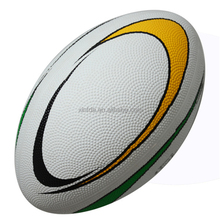 Free Photo Printing Rubber Rugby ball For Christmas