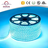 Best price waterproof IP67 led strip 230v with simple power cord