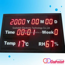 High quality electronic calendar with certificate CE