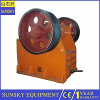 Multifunctional lab jaw crusher , jaw stone crusher for wholesales