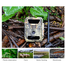 SiFar Wireless Wildlife Scout Guard GSM 3G 4G Wholesale Digital Outdoor Waterproof Solar Power Hunting Game Trail Camera