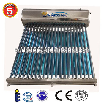 Hot Sales Good Stainless Steel Solar Water Heater Price