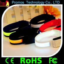 Neon LED Armlet Flashing Armband