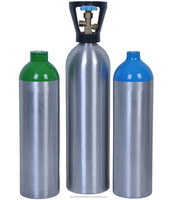 High Pressure CO2 Aluminum gas Cylinder 6/8/10/12L