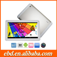 Cheap 10 inch Tablet 3G with MTK8312 quad Core Android 4.2.2 GPS Bluetooth FM Radio Built-in