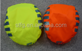 Customized Print Fabric Bicycle Helmet Cover